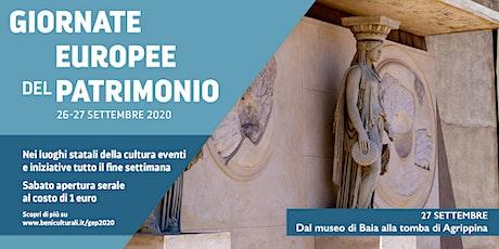 FLEG Workout. Dal Castello di Baia alla Tomba di Agrippina - GEP 2020 biglietti