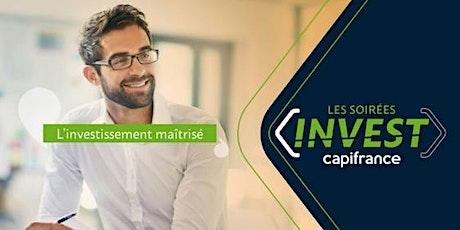 Soirée Capi Invest - Événement dédié aux investisseurs billets