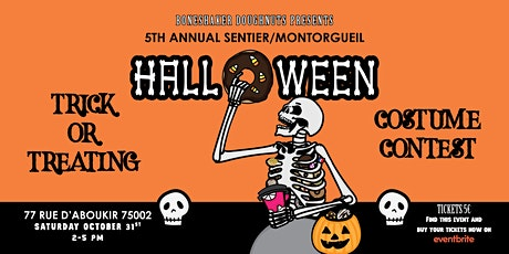 Boneshaker's 5th Annual Halloween Extravaganza! tickets