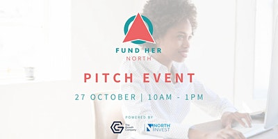 Fund Her North Pitch Event with NorthInvest & GC Angels