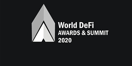 World DeFi Awards and Summit 2020 tickets