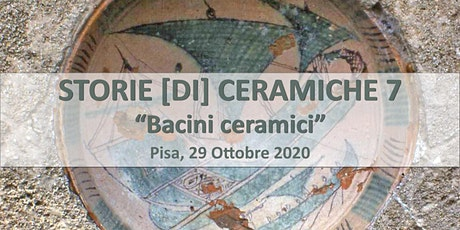 Storie (di) Ceramiche 7 - Bacini ceramici biglietti