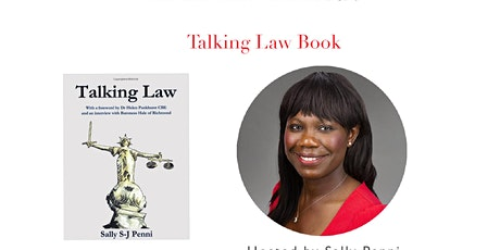 Talking Law Book Launch with Free book hosted at a Brabners tickets