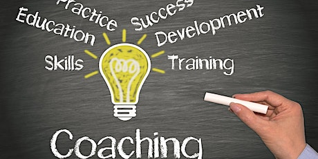 Coaching training - live on zoom tickets