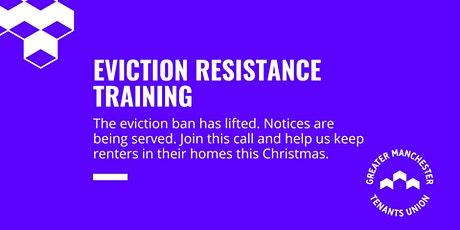 Eviction Resistance Training tickets