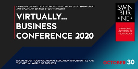 Virtually Business Conference tickets