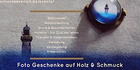"""Weihnachtswerkstatt """"Foto Geschenke"""" Tickets"""