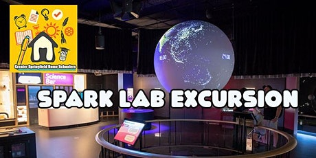 Greater Springfield Home Schoolers Spark Lab Excursion tickets