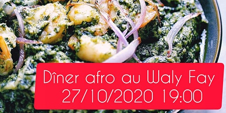 Ekié: Dinner afro au Waly Fay billets