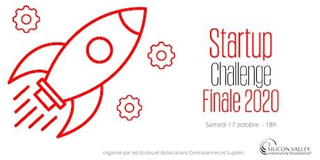 Alumni Days 2020 - Finale du Startup Challenge billets