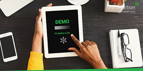 CIMA FREE Demo and taster session of FI Online Live tickets