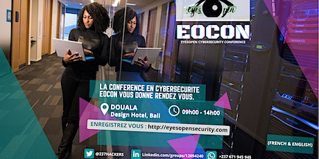 EOCON 2020 - EyesOpen Cybersecurity Conference billets