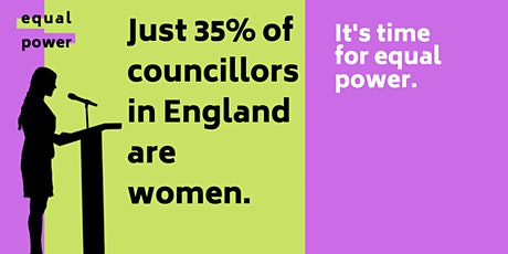 50:50 Supporting Women to Stand for Local Government tickets