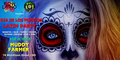 Dia de los Muertos - Latin Party tickets