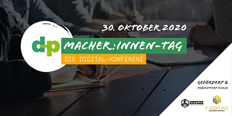 Digitale Provinz Macher:innen-Tag 2020 Tickets