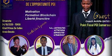 Séminaire de présentation de l'opportunité PGI CAMEROUN tickets