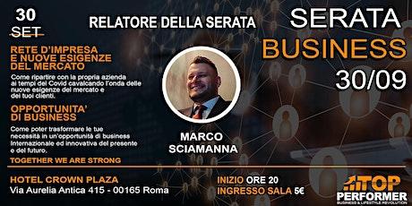 Business Info biglietti