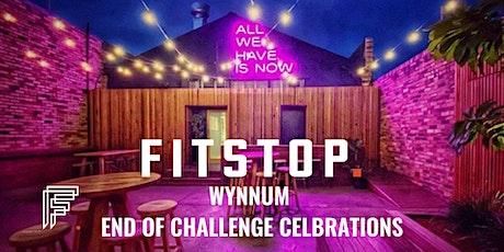 Fitstop Wynnum End of Challenge Party! tickets