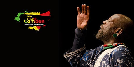 Camden Black History Season: Library Lates tickets
