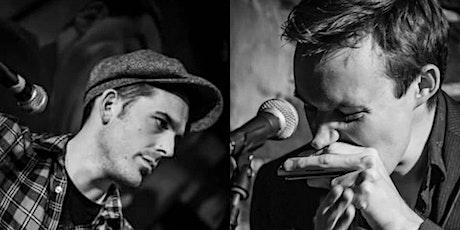 Vincent Slegers & Olivier Vander Bauwede - Missy Sippy Sessions tickets