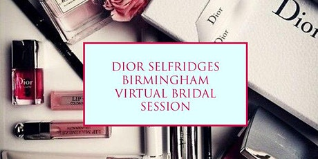 The virtual Bridal beauty session tickets