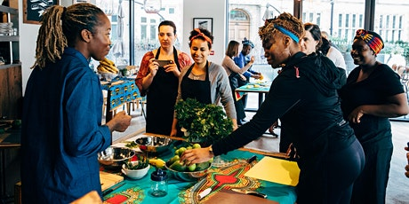 SIP & COOK'IN - Online cooking gathering - Black History Month Edition tickets