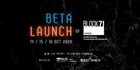 BLOCK71 Saigon: Beta Launch tickets