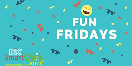 Fun Friday Live Online Easy Quiz tickets