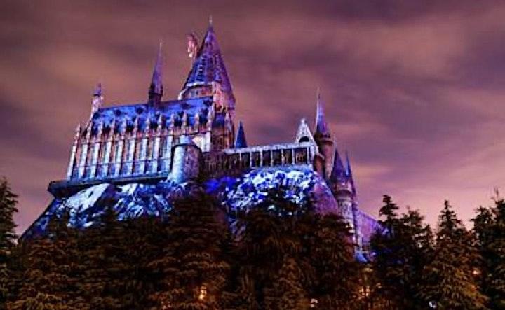 Virtual Harry Potter Location Tour of Edinburgh Scotland image