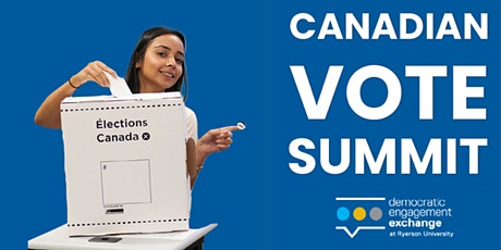 Canadian Vote Summit: One Year Later tickets