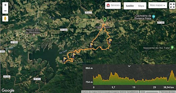 Imagem do evento Rota das Cachoeiras - Salesópolis - 39 km - MTB -