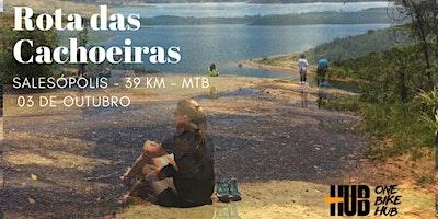 Rota das Cachoeiras - Salesópolis - 39 km - MTB -