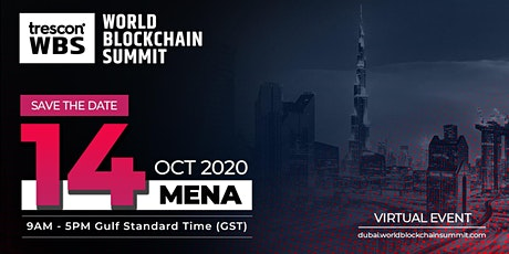 World Blockchain Summit - MENA tickets