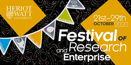 HW Festival of Research and Enterprise - Recovery and Future Growth tickets