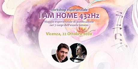 Concerto Meditativo I Am Home con Daniel Lumera & Emiliano Toso a Vicenza biglietti