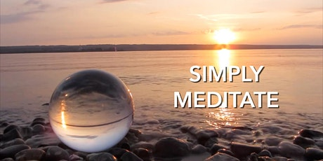 Thursday nights: Simply Meditate online