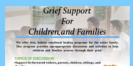 Youth and Family  Emotional Healing tickets