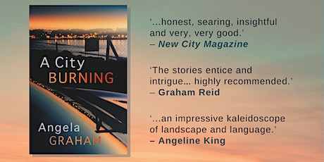 Virtual Launch of 'A City Burning' tickets