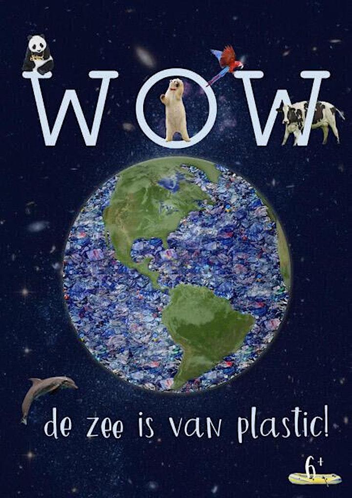 Afbeelding van WOW de zee is van plastic!