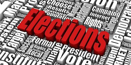 Precinct Worker Training: Precincts 1-10 tickets