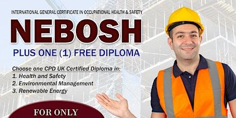 FREE  NEBOSH Exam Preparation Course (DEMO CLASS) tickets