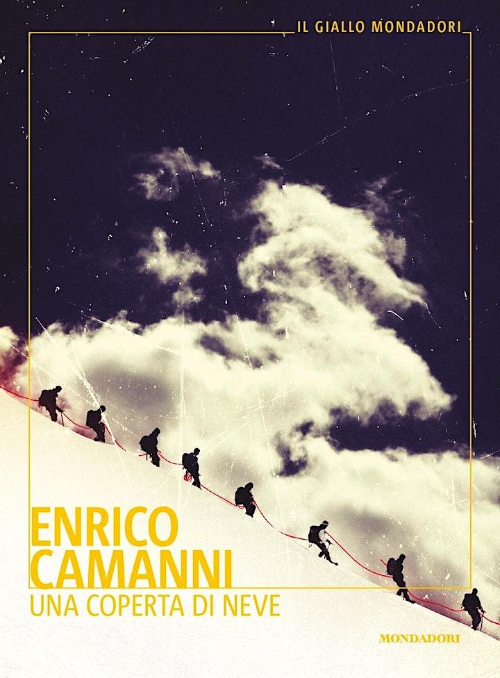 Immagine OLV - Presentazione del libro di Enrico Camanni: Una coperta di neve