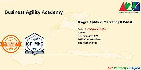 ICAgile Agility in Marketing ICP-MKG tickets