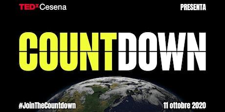 TEDxCesena COUNTDOWN biglietti