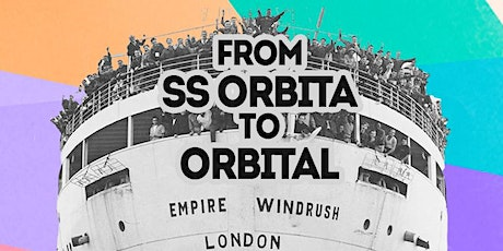 Black History Month @ WoW presents: SS Orbita to Orbital Book Launch tickets