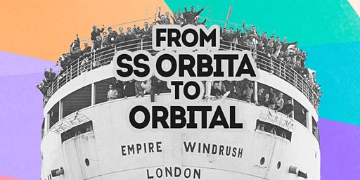 Black History Month @ WoW presents: SS Orbita to Orbital Book Launch