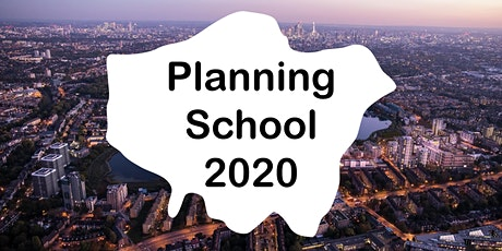 The London Society | Planning School 2020 tickets