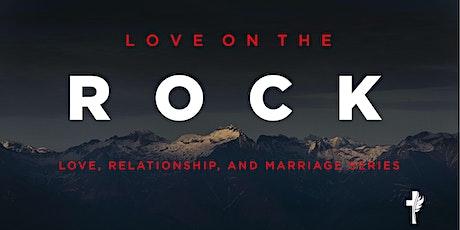 Bible Study  Series- Love on The Rock/ Amor Sobre La Roca entradas