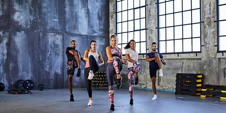 Group training - Cardio boxing tickets