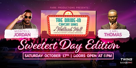 "DRIVE IN CONCERT Feat. CARL THOMAS + MONTELL JORDAN  ""LIVE"" IN CONCERT tickets"